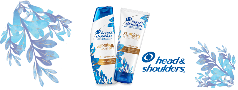 head and shoulders Testpaket