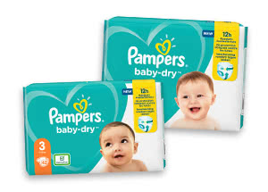 Pampers Baby Dry™
